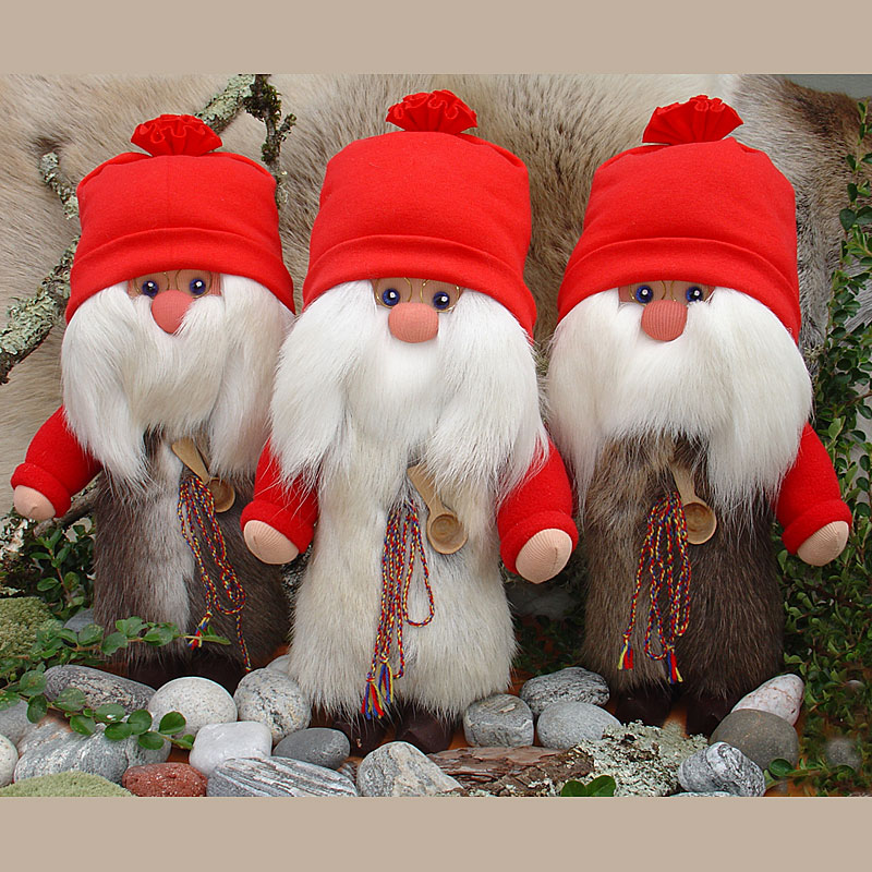 Santas and Gnomes